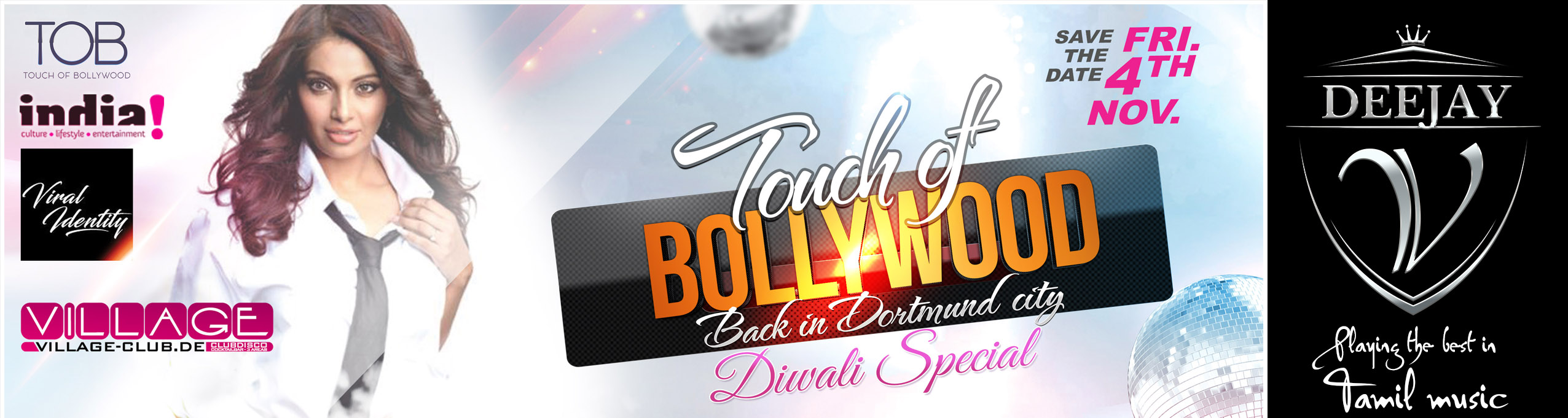 Touch of Bollywood