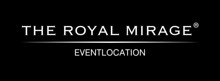 The Royal Mirage - Eventlocation