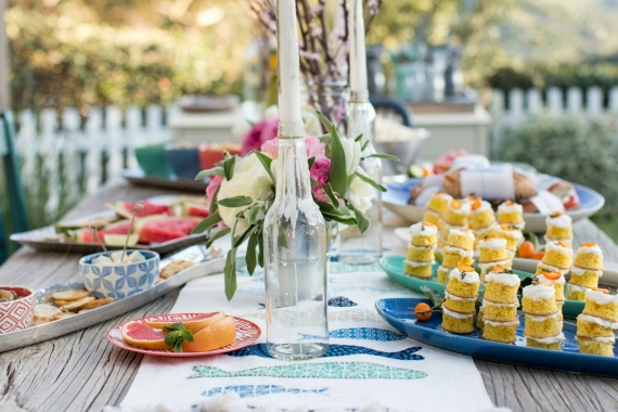 S'mores, bonfire, waterballoon fight - ideas for the perfect outdoor party